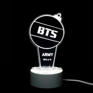 BTS Army Bomb Light Lamp