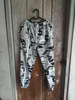 comic pants