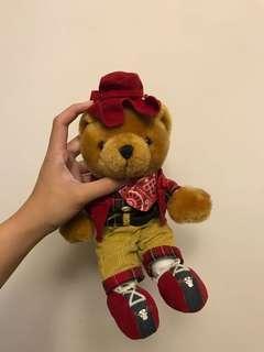 🚚 泰迪熊 牛仔