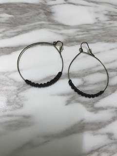Big Round Earrings