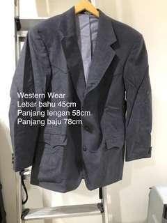 Jas Reed St. James western wear