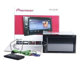 Pioneer in-car DVD PLAYER BRAND NEW