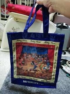 Mickey mouse waterproof bag