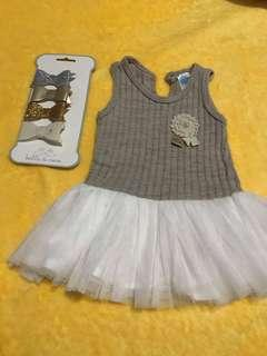 Crib Couture Baby Party Dress
