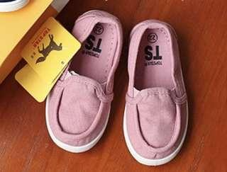 🚚 Pink Toddle Shoes Size 21