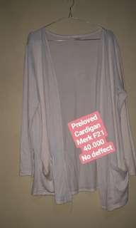 Preloved cardigan F21
