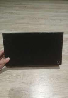 Authentic Mont Blanc Travel Wallet