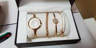 4 in 1 anne klien watch