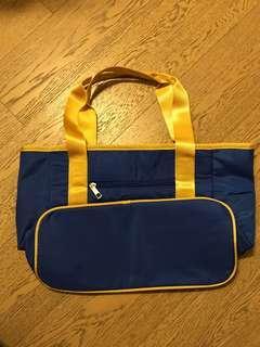 [全新低放] 媽媽袋 奶粉袋 環保袋 實用袋 byob tote bag Friso