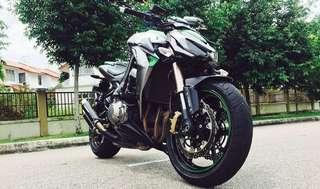 [Call Of The Wild] Kawasaki Z1000 (ABS) with BODIS exhaust