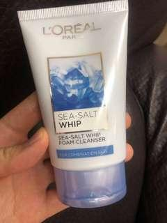 loreal cleanser