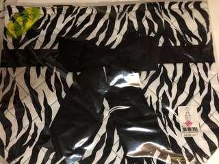 Naraya Shoulder Bag 斑馬紋 Zebra