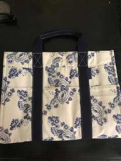 Tote Bag Crabtree Evelyn BOYB Recycle Reuse