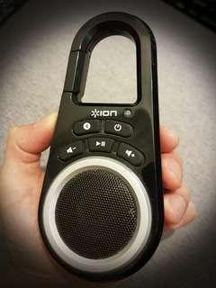 ION CLIPSTER SPEAKER, GREAT CONDITION, LIGHTWEIGHT PORTABLE SPEAKER