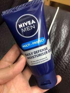 Nivea men's moisturiser