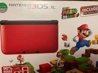 🚚 Nintendo 3DS XL