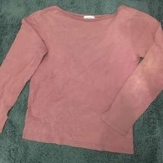 Style Basic Top - Pink