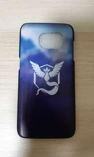 Pokemon Go- Team Mystic S7 Edge Casing