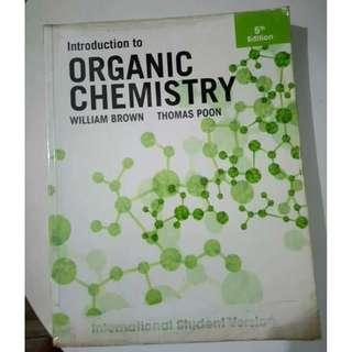 Organic Chemistry by Brown and Poon 5th Edition