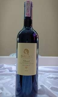 Da Vinci Riserva Chianti 2012  750ml #redwine #jualwine