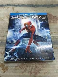 賣 漫威 蜘蛛人 驚奇再起2 中文 藍光 3D