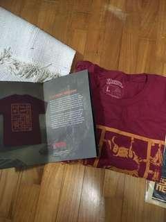 🚚 Dungeons & Dragons sprue T-shirt