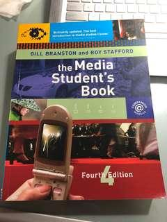 The Media Student's Book (4th Edition)