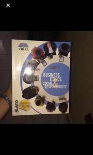 Business Ethics and Social Responsibility by Cortez VIBAL