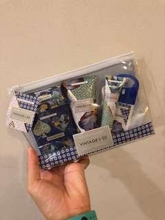 Rustans Beauty Source Travel Kit BNWT