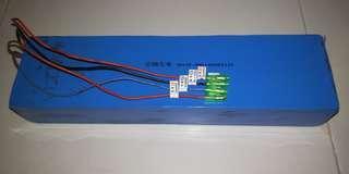 External Battery 36V 15.4Ah