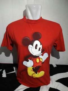 Disney vintage 90S mickey mouse graphic
