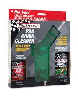 🚚 Finish Line Pro Chain Cleaner Kit