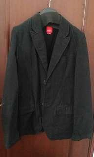正版Esprit男裝黑色薄褸 Authentic Esprit black men's top
