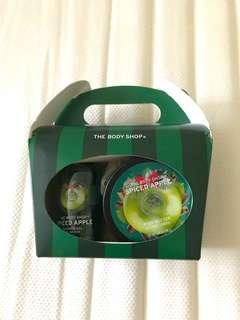 The Body Shop Spiced Apple Set