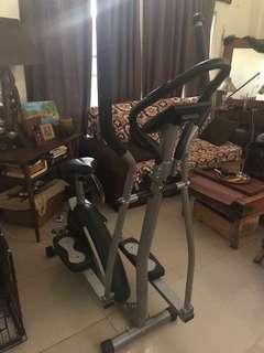 Core Fitness Magnetic Resistance Elliptical Bike-SOLD!
