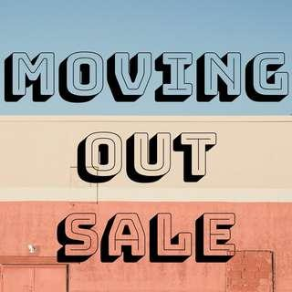 MOVING OUT SALE - Official Merchandise from Touken Ranbu and Love Live