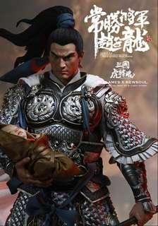 🚚 *MISB* Inflames Toys Soul Of Tiger Generals – Zhao Yun 1/6 scale (not hot toys enterbay) 常胜将军赵子龙