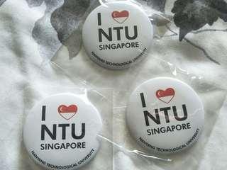 🚚 NTU badge #SpringCleanAndCarousell50