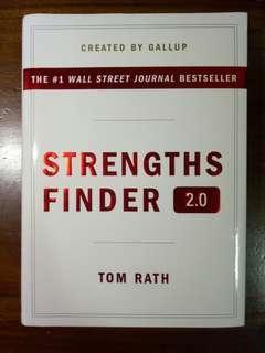 Strengths Finder 2.0 by Tom Rath