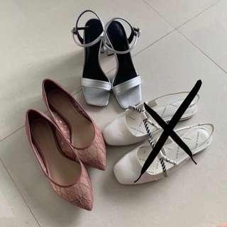Charles & Keith Heels/sandals