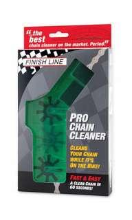 🚚 Finish Line Chain Cleaner