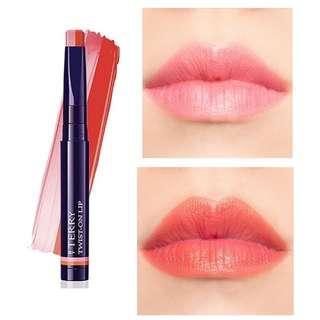 [正貨保証] 全新現貨 By Terry Two Colour Twist-On Lip Lipstick 泰利雙色多效唇膏 #1 Peach & Tangerine  Cream Lip stick 網紅大熱 新年 賀年 禮物 情人節 禮物 Valentine's Day