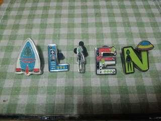 Disney pin Alien the one and the only one