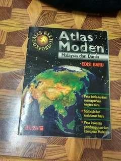 Atlas Moden Malaysia dan Dunia