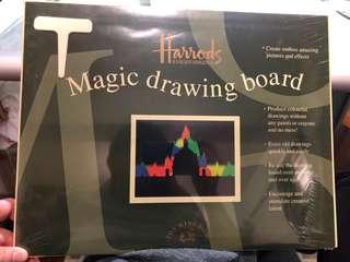 Harris's Magic Drawing Board