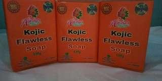 Kojic Flawless Soap by Ayesha's Beauty Products