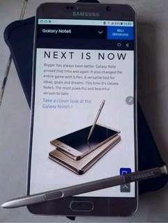 Samsung Note 5 ( 4GB/32GB ) ex SEIN