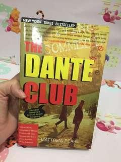 The Dante Club  - Mattew Pearl