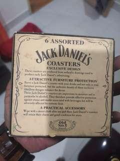 Jack Daniels Coaster