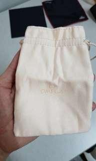 New Authentic Omega Watch Pouch